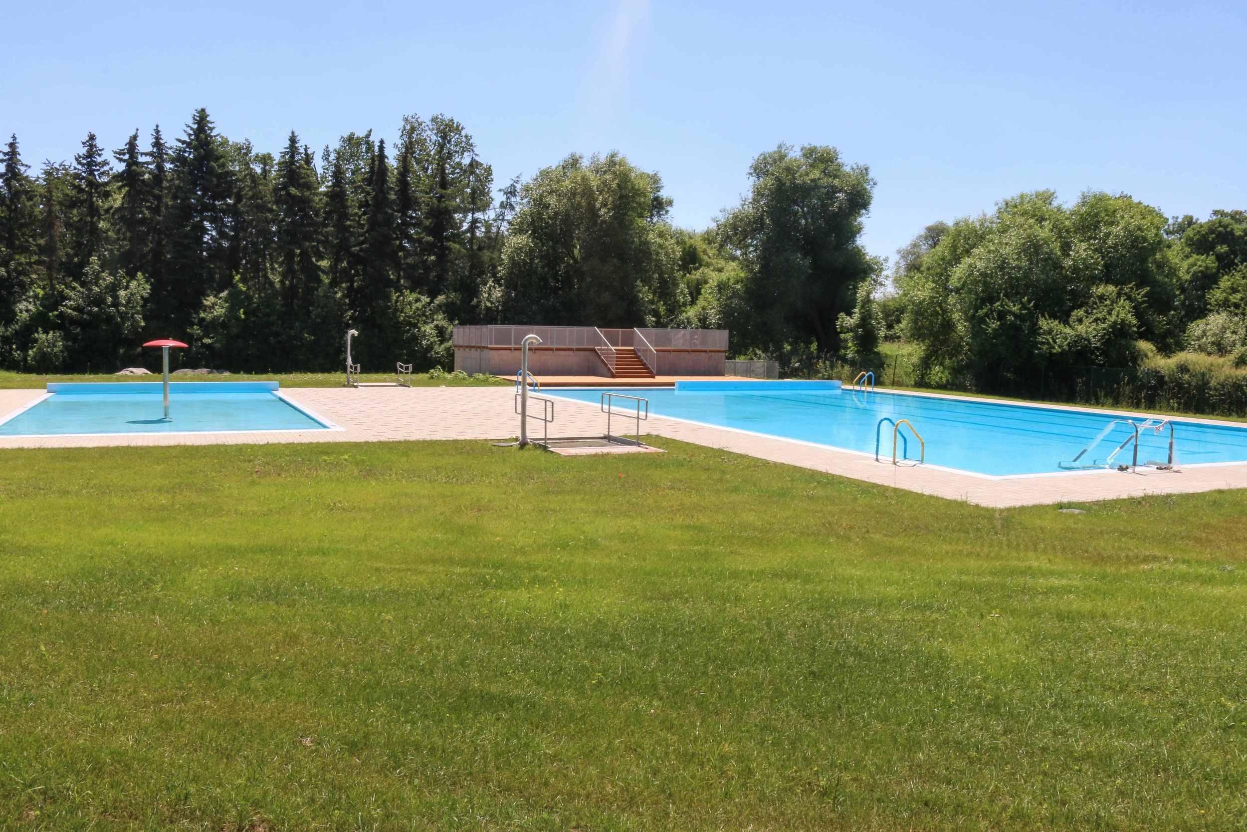 bazén kolovraty