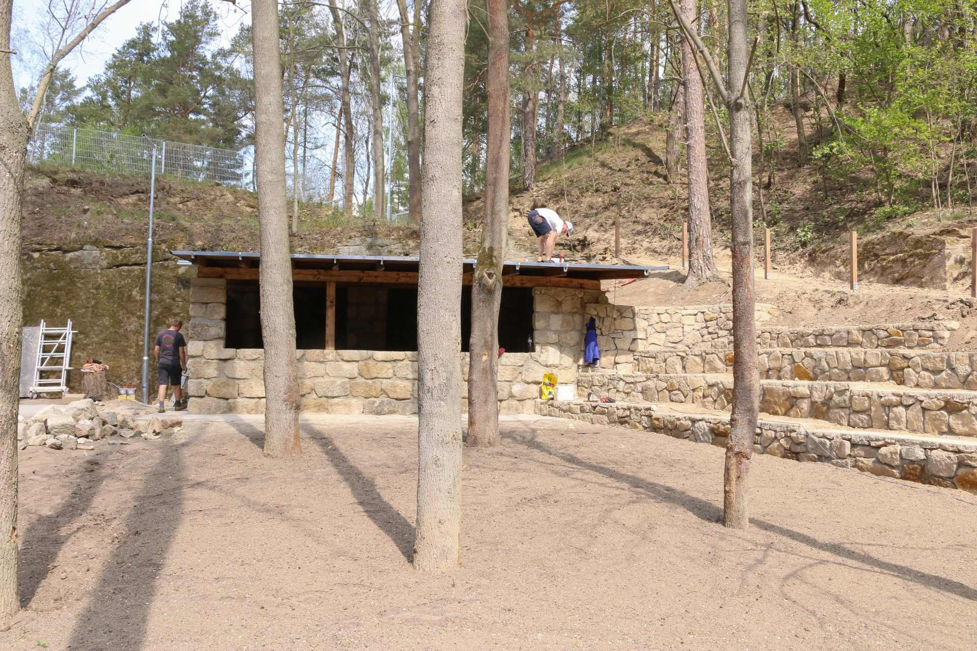 lesni divadlo doksy 11